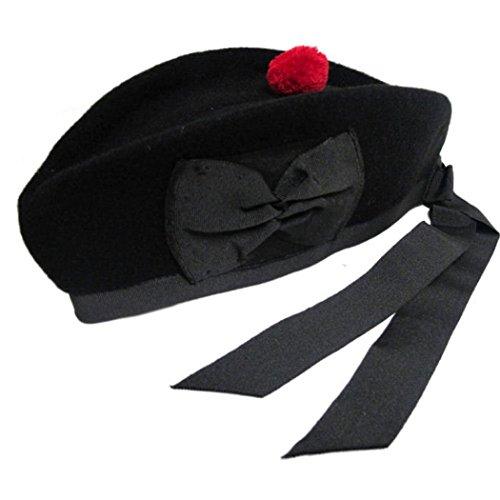 Schottisch Glengarry pijper hoed voor kilts leger dudelzak