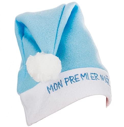 AC-Déco Bonnet De Noël pour Enfants - Feutrine - Accessoires pour Enfants