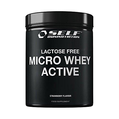 100% Micro Whey Lactose Free 1 kg Cioccolato