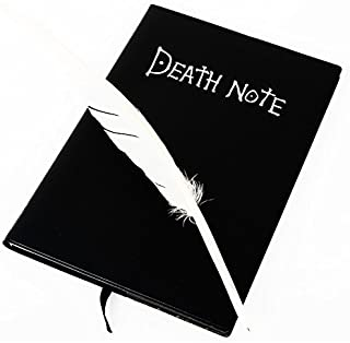 Rambling Death Note Notebook+Feather Pen Book Japan Anime Writing Journal New