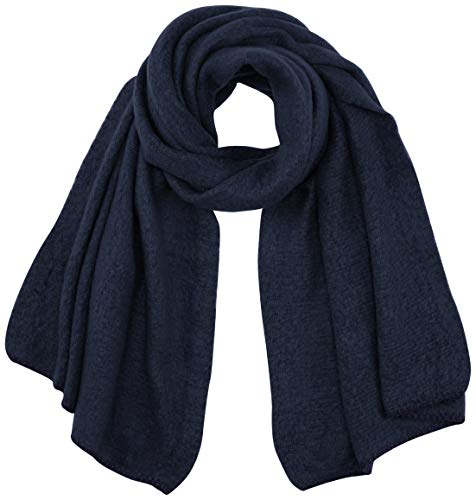 ONLY Damen ONLLIMA Knit Long Scarf CC Mode-Schal, Night Sky, ONE Size