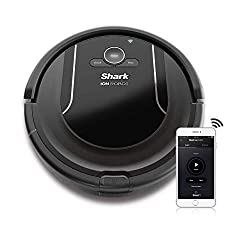 SHARK ION Robot Vacuum R85 WiFi-Connected