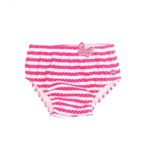 Kanz Baby-Mädchen Schwimmwindel Schwimmbekleidung, Mehrfarbig (0003), 68