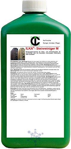 ILKA - Steinreiniger M für eisenhaltige Steine - 1ltr