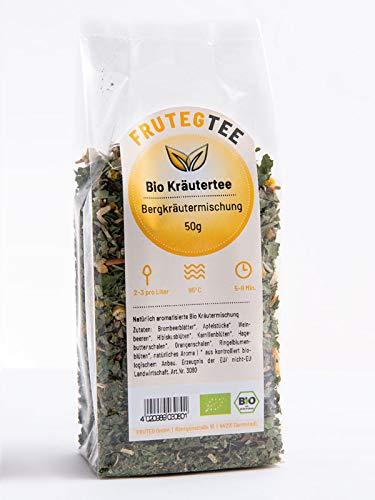 BIO Bergkräuter Tee 1kg