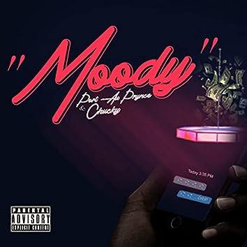 Moody (feat. Chucky)