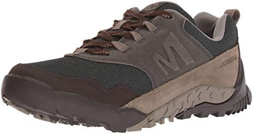 Merrell Annex Recruit, Chaussures de Randonnée Basses Homme, Vert (Canteen), 43 EU