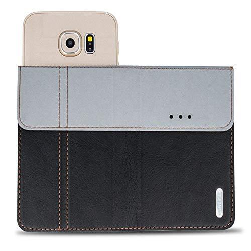 Supercase24 Huawei Honor 4X Che2-L11 Handy Tasche Book Case Klapp Cover Schutz Etui Hülle - 3