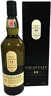 Lagavulin 12 yrs. Fa&szligst&aumlrke - 0,7 Liter
