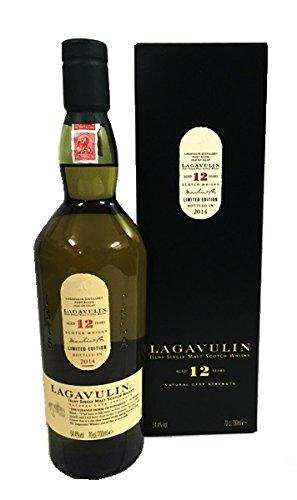 Lagavulin 12 yrs. Faßstärke - 0,7 Liter