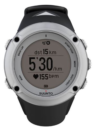 Suunto Ambit2 Silver Watch SS019650000