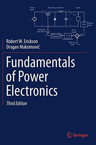 Fundamentals of Power Electronics product image
