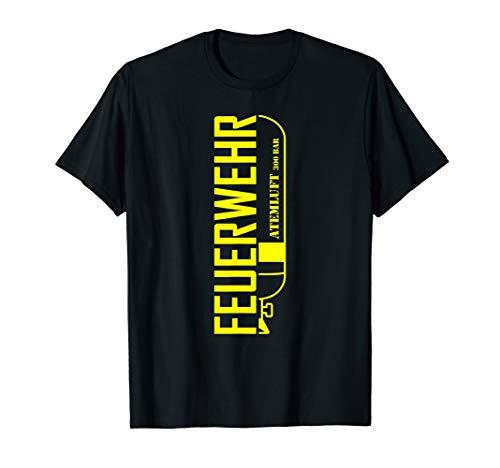 Atemschutzgeräteträger AGT CSA Feuerwehr Feuerwehrmann T-Shirt