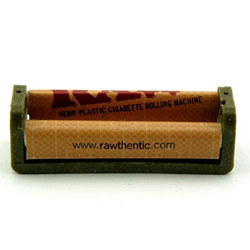 Máquina para liar/rodillo de plástico orgánico Raw (70mm)