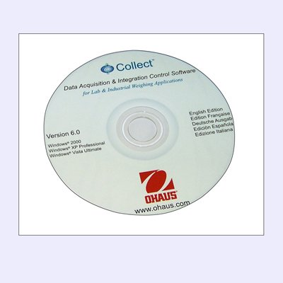 OHAUS 80500746 Mesa Mall Ohaus Collect Fixed price for sale Software
