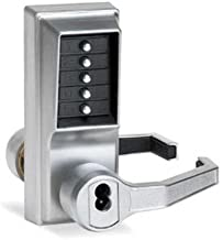 ilco push button lock