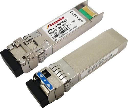 SFP-10G-BXD-I - Cisco Compatible 10G-SFP BiDi for 10km SFP+ TX1330nm/Rx1270nm 10km SMF transceiver