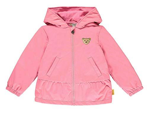 Steiff® Mädchen Softshelljacke, Präzise Farbe:Pink, Größe:92