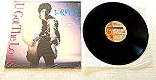 Prince U Got The Look bw Housequake - Paisley Park Records 1987 - Used Vinyl 12 Inch 45 RPM Maxi Single Record - 1987 Pressing 9 20727-0 - In Shrink Wrap - 4 Cuts