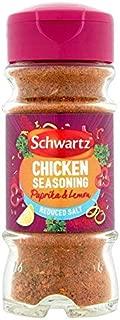 Schwartz Perfect Shake No Added Salt Chicken Seasoning Jar - 43g (0.09lbs)