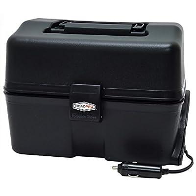 RoadPro 12-Volt Portable Stove Kit