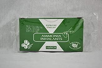 0.3 ml ammonia inhalant