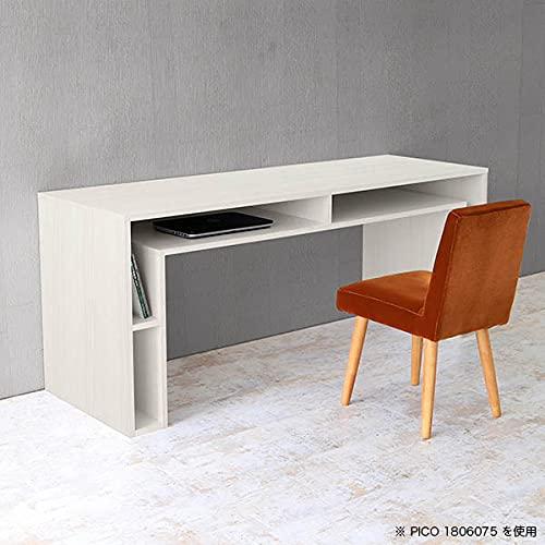 arne 高さ100cm カウンターテーブル 高さ100cm 北欧 バーカウンター 国産 おしゃれ 完成品 収納デスク インテリア 和室 オフィス 待合室 PICO 11060100 BR