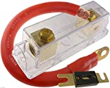 12voltnet 350 AMP ANL Fuse Holder Fuseholder Inline Block Battery Install KIT 0 Gauge 1 Ft