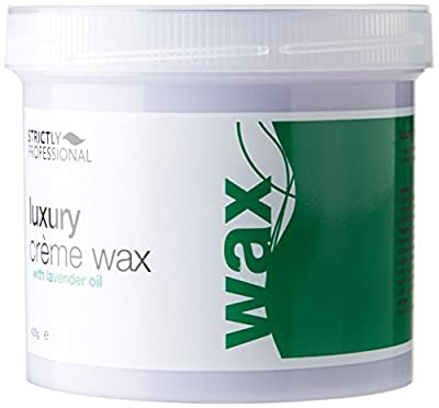 Strictly Professional 425g Luxury Warm Wax with Lavender Oil
