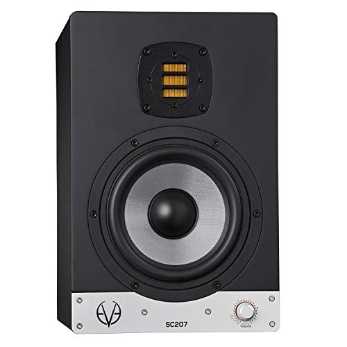 EVE AUDIO SC-207 aktiv Studiomonitor (Stück), 100W