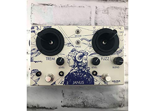 Walrus Audio Janus Tremolo & Fuzz