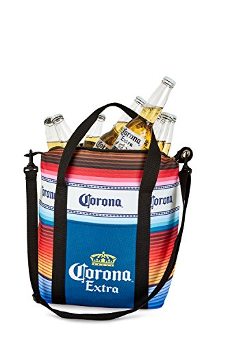 Corona Freeze Cooler Beach Bag, Multi, One Size