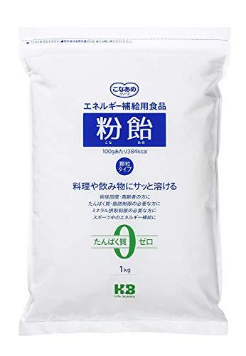 (H+Bライフサイエンス)H+B 粉飴 顆粒タイプ 1kg×10セット【1ケース】