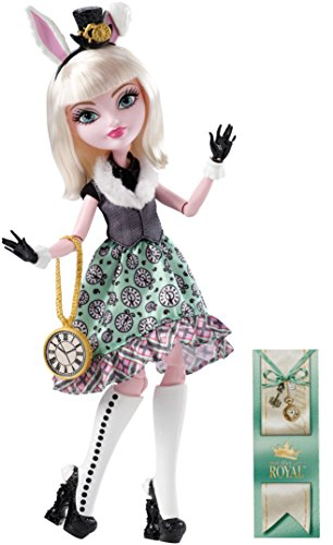 Ever After High - Cdh57 - Poupée Mannequin - Bunny - Royal