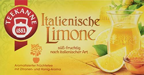Teekanne Italienische Limone, 50g