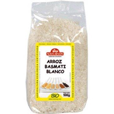 IJSALUT - Arroz Basmati Blanco Bio 500Gr Natursoy 500 Gr