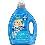 Snuggle Blue Sparkle Liquid Fabric Softener, 2X Concentrated, 200 Loads, 80 Fl Oz