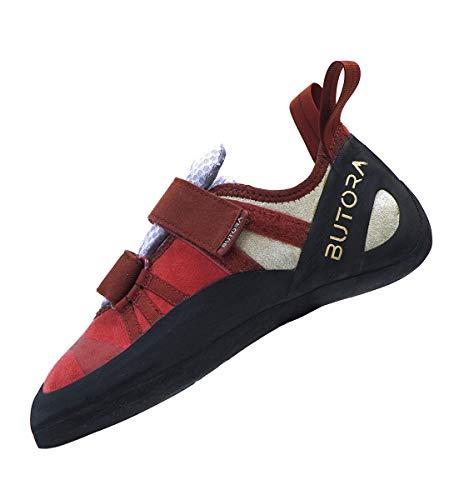 Butora Endeavor Weite Passform Klettern Schuh–Damen, Damen, Purpurrot, 11 B(M) US