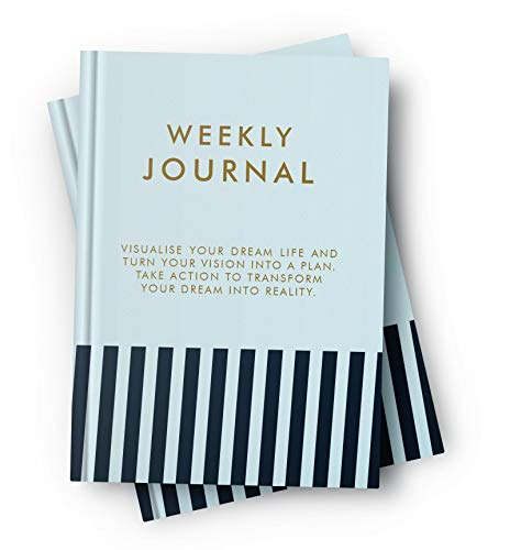 "Hardcover 52 Weekly Planner Best Self Journal - 6"" X 8.5"" Undated Business Planners Goal Cultivate an Attitude of Gratitude, Productivity and Happiness"