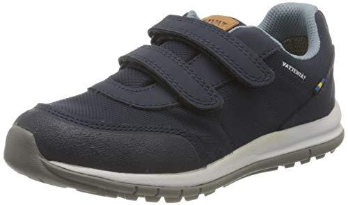Kavat Unisex-Kinder Halland WP Sneaker, Blau (Blue 989), 25 EU