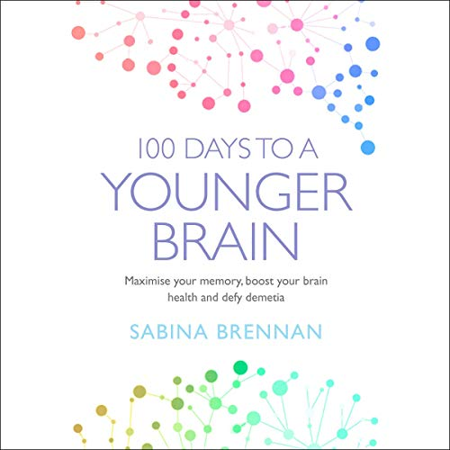 100 Days to a Younger Brain cover art