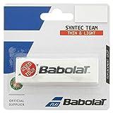 Babolat Syntec Team 1er Pack-Weiß Overgrip, Unisex Adulto,