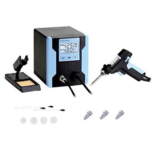 ZD-8915 - Poste à dessouder, station à dessouder, aspire, étain, dessouder, dessouder électrique, pistolet à dessouder, pointes