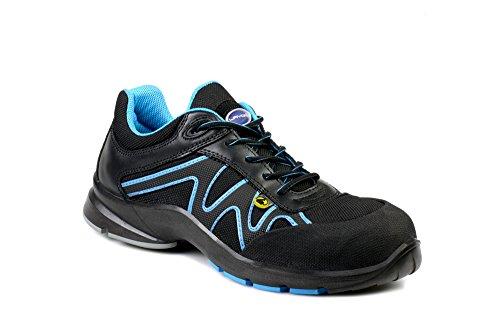 Lavoro Wave Sneaker ESD-Schuh, metallfrei, S3