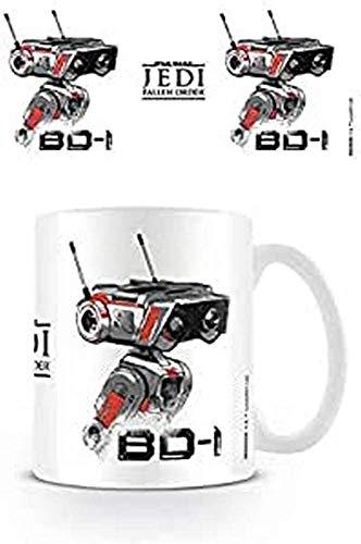 Star Wars Jedi Fallen Order MG25723 Mug en céramique 11oz / 315ml (BD-1)