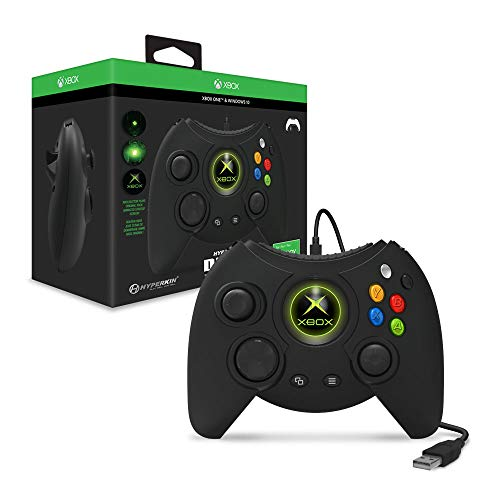 Manette filaire Duke pour Xbox one/PC - noir