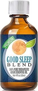 Good Sleep Essential Oil Blend - 100% Pure Therapeutic Grade Good Sleep Blend Oil - 120ml