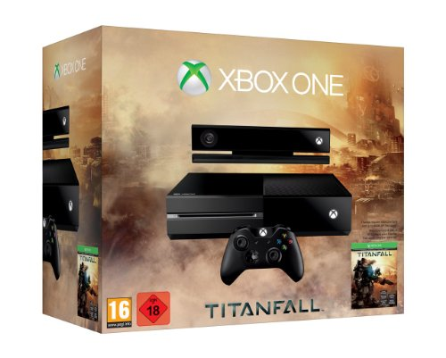 Xbox One - Console + Titanfall [Bundle]