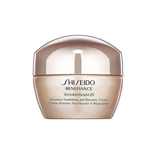 Shiseido Benefiance Wrinkleresist24 Intensive Nourishing and Recovery Cream, 1.7 Ounce