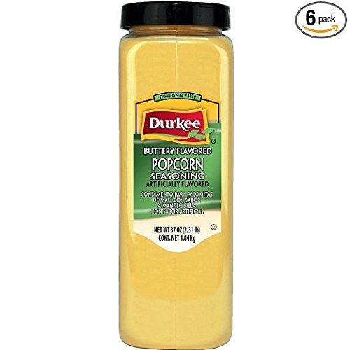 Why Should You Buy Durkee Popcorn Butter Seasoning - 1 Bottle